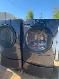 Kenmore washer and dryer set @delivery available  Phoenix, 85017