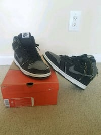 Nike Dunk High Black Denim 2006 Alexandria, 22310