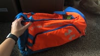 under armour  duffle bag backpack  Shelby, 44875