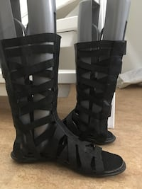 High gladiator sandals size 39 Lund, 224 72