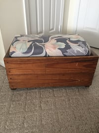This End Up Ottoman