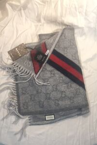 Brand new Gucci wool Scarf the original price is over 595$