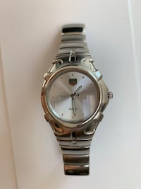 Tag Heuer Silver unisex watch