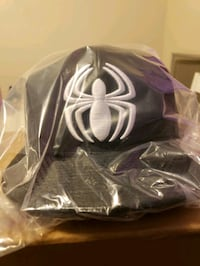 NEW Black Symbiote Spiderman Fitted Barrie, L4M 1V6