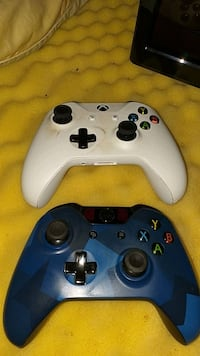 Xbox One Controlllers.  Mississauga, L4T 3M9