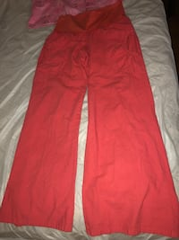 red and white drawstring pants Pleasant Hill, 94523
