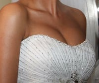 Maggie Sottero size 0 mermaid wedding dress Edmonton, T6V 0J2