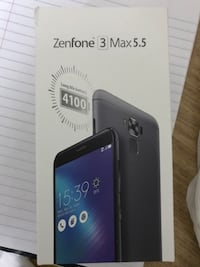 "Zenfone 3 Max 5.5"" with box"