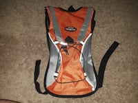 Nanfeng Backpack Style 2L Hydration Pack - Orange Alexandria
