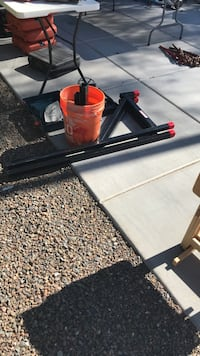 Weather Guard weekender ladder rack for pick truck. Never been used. $350 new Phoenix, 85085