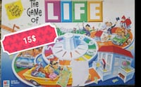 CLASSIC GAME OF LIFE 15$ ONLY Ottawa, K1G 3R4