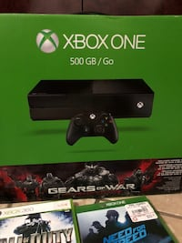 Xbox one console 500g West Kendall, 33193