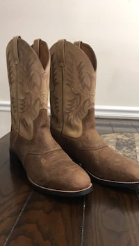 Ariat size 14 D Houston, 77062