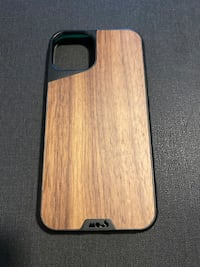 Mous case iphone 11 pro - magnetic - limitless 3.0 walnut
