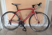 "Bike Specialized 54"" Aluminium , Shimano Equipped , height 5.7-6.1"" Markham, L3T 7N1"