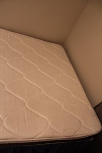Full Size Mattress and Box Spring Chattanooga