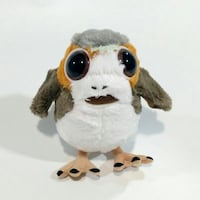 Vendo Peluche Star Wars Porg Metropolitan City of Genoa