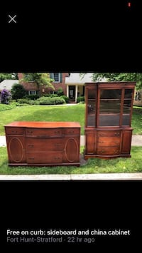 Dresser and hutch Alexandria, 22306