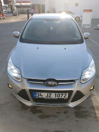 2012 Ford Focus Fatih