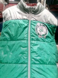 Celtics winners down vest