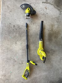 Ryobi 18V Blower and String Trimmer (Parts/Repair)