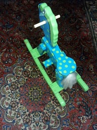 Kid's Wooden Rocking Horse   Markham, L3T 2E9