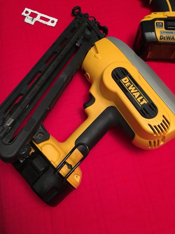 24fad287467fb9 Used black and yellow DeWalt cordless power tool for sale in New York -  letgo