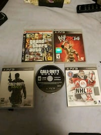 My PS3 games for $35 read more Windsor