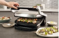 T-fal OptiGrill+ Non-Stick Grill with Automatic Sensor Cooking technology Coquitlam