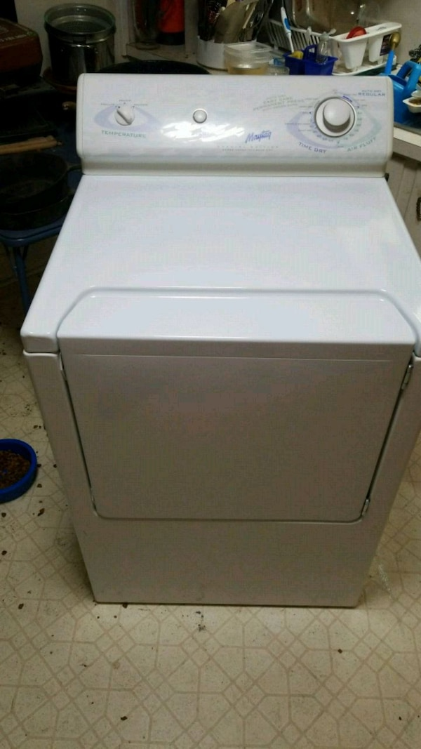 MAYTAG SUPER CAPACITY (AUTO DRY) DRIER