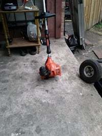 ECHO WEED EATER  GOOD CONDITION; STARTS RIGHT UP