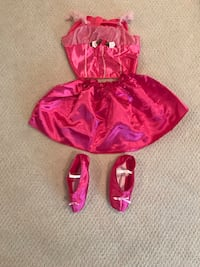 TODDLER PRINCESS COSTUME AGE 1-3 Fairfax, 22030