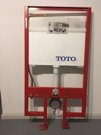 Toto Duo-fit in-wall tank system amazon no:WT151M#01 Toronto
