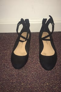 Christian siriano size 6 1/2 flats  Hagerstown, 21740