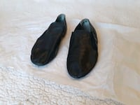 Bloch Black Leather Jazz Shoes Size 5 Girls Toronto, M1L 0C2
