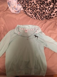 Blue victoria's secret long sleeved collared shirt McKeesport, 15132