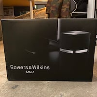Bowers & Wilkins MM1 Speaker 芝加哥, 60616
