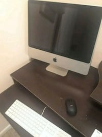 silver iMac with Apple Magic Keyboard and Magic Mouse Springfield, 22150