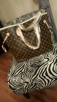 brown Louis Vuitton Monogram Canvas tote bag 785 km