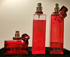 Amazingly Fragrant Forever Red By Bath And Body Works!