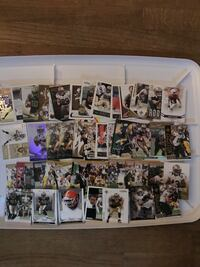 New Orleans Saints Team Mystery Lot! Guaranteed Relic! Rookie Cards! Windsor, 06095