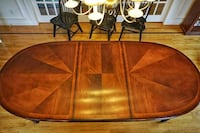 Dining Room table (6 Foot w/o leaf. With leaf: 8.5 foot) NORTHKINGSTOWN