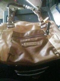 women's brown leather shoulder bag Portland, 97266