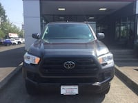 2018 Toyota Tacoma SR CARFAX Fuel Efficient Truck Bluetooth Backup Vancouver, 98662