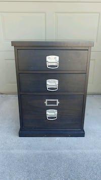 Pottery Barn File cabinet Roseville, 95661