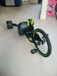black and green drift trike Fort Belvoir, 22060