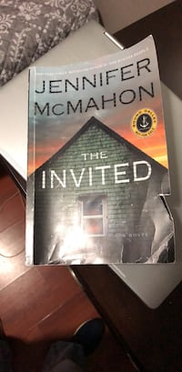Jennifer McMahon The Invited: A Novel book Chicago, 60647