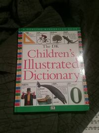 Children's Illustrated Dictionary Wyckoff, 07481