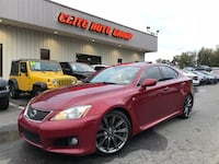 Lexus IS F 2008 Fredericksburg, 22406
