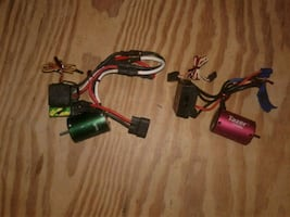 RC BRUSHLESS MOTOR AND ESC COMBOS